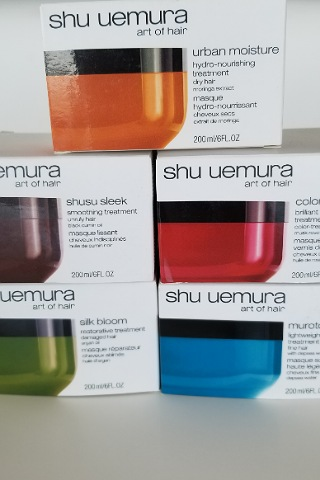Shu Uemura Mask 200ml