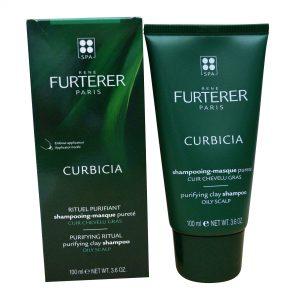 Rene Furterer Curbicia Shampoo 100 ml