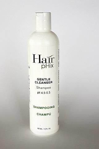 HairpHix Gentle Cleanser Shampoo 355 ml