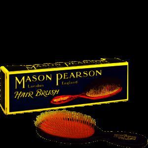 Mason Pearson Pocket Nylon Brush #N4