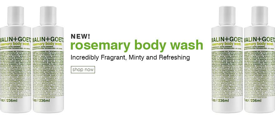 Rosemary Body Wash 236ml