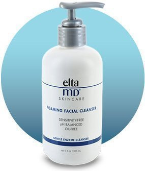 ELTA MD FOAMING FACIAL CLEANSER 7oz